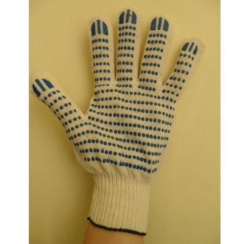 Перчатки 4нитка 10класс сПВХ «Точка»