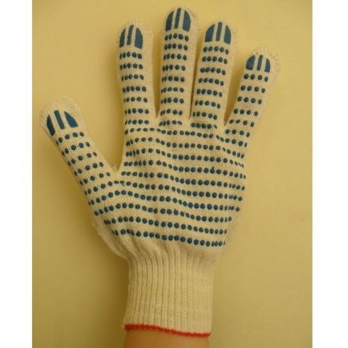 Перчатки 5нитка 10класс сПВХ «Точка»