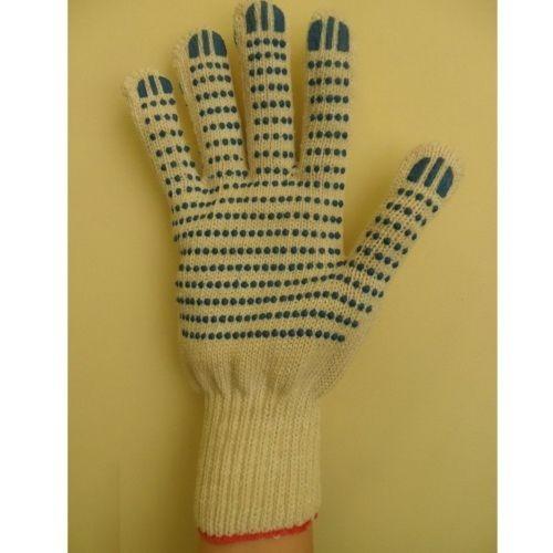Перчатки 7нитка 7,5 класс сПВХ «Точка»
