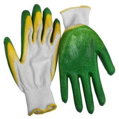 Перчатки 2-ой облив (латекс)