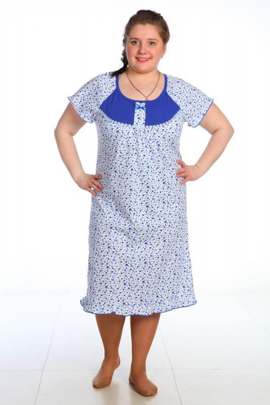 Ночная сорочка НС-009 (48-70р.)