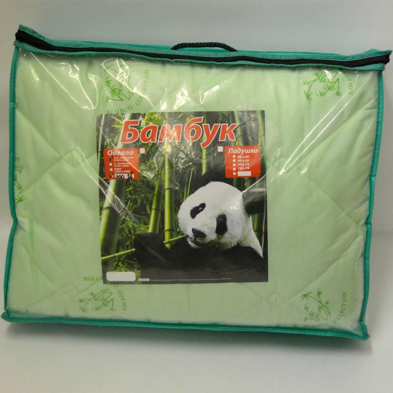 Одеяло Среднее Бамбуковый Стиль