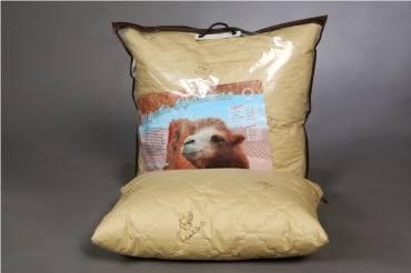 Подушка ЛАСКО верблюжья шерсть