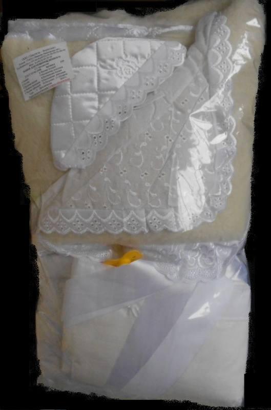Комплект для новорожденного 11предметов