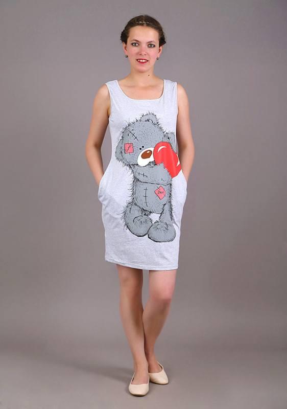 Платье Кира (Мишка Тедди)