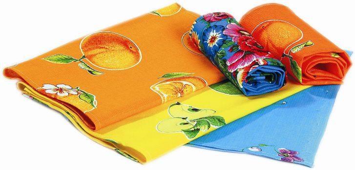 полотенце вафельноецв. 50×100 пл.200гр