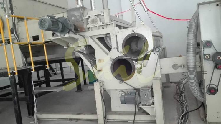 Аэродинамический раскладчик