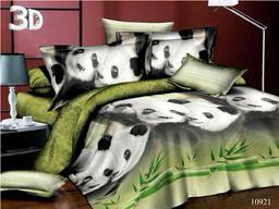 Комплект постельного белья -сатин 1,5 спальный