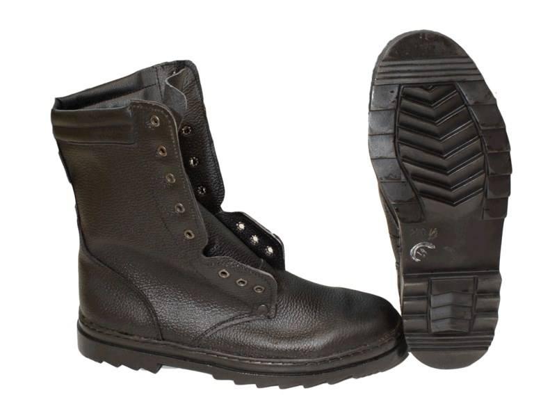 Ботинки «Берцы » хром утепленные ТЭП