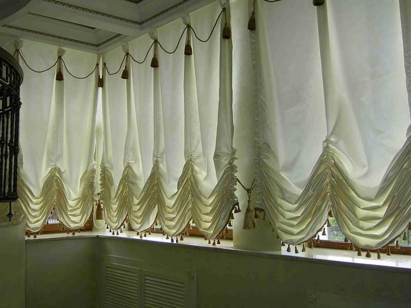 Уличные шторы для террас ибеседок