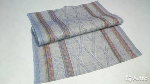 Полотенца льняные
