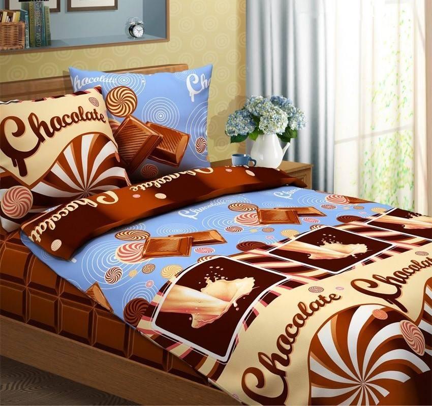 Комплект постельного белья избязи, плотность 125г/м2
