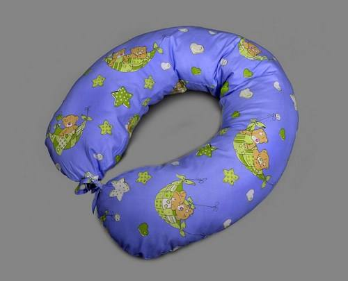 подушка для беременных икормления «Банан»