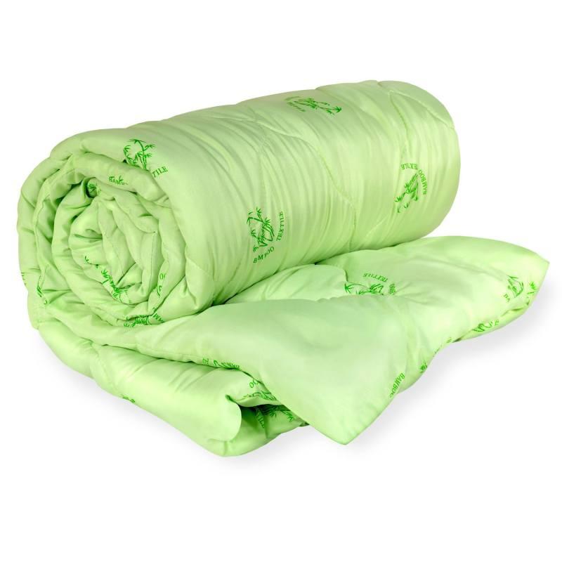 Одеяло Бамбук, пышное иочень теплое