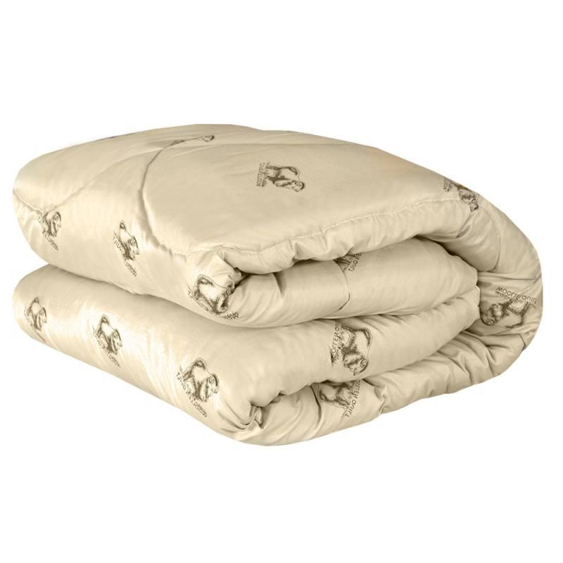 Одеяло изовечьей шерсти, пышное иочень теплое