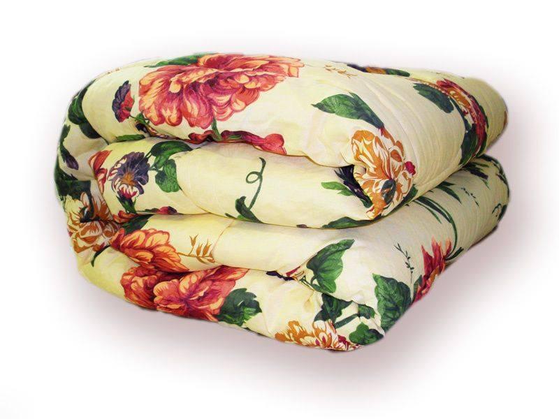 Одеяло «Файбер», пышное иочень теплое