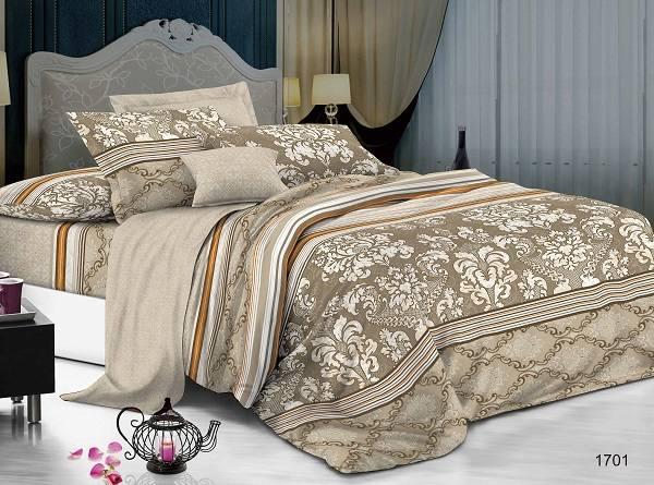 Комплект постельного белья Поплин Премиум