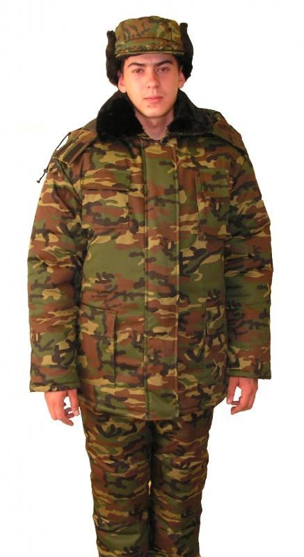 Шьем военную форму ВКБО: для военнослужащих, охранников
