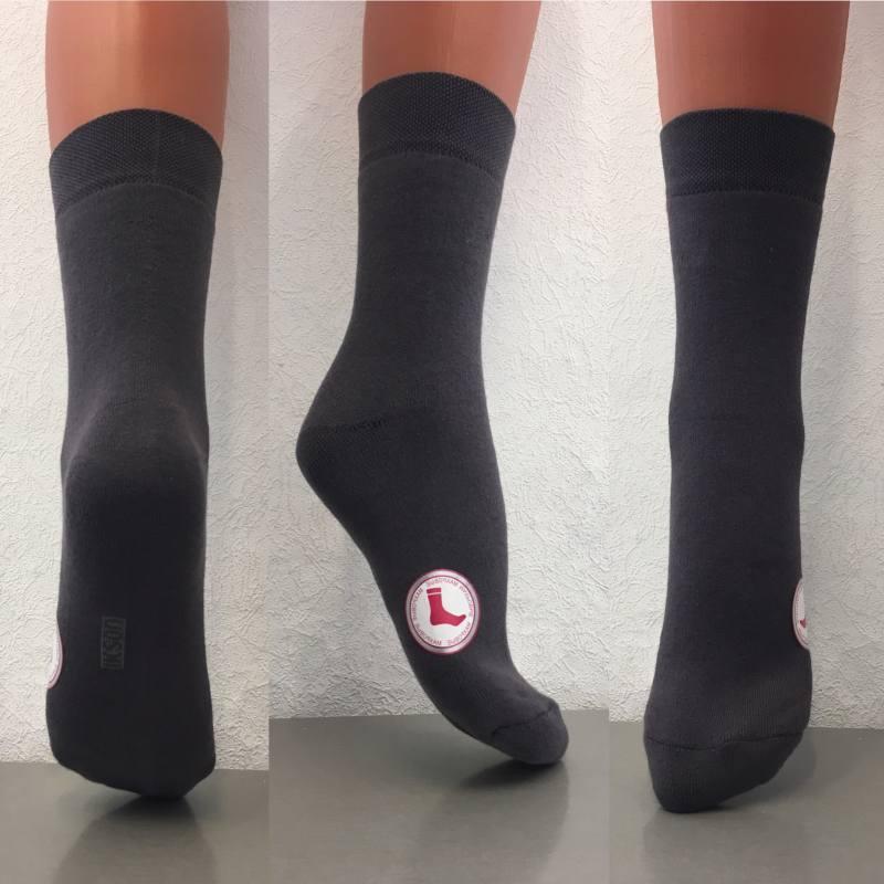 Носки мужские высокий паголенок (махровые) К6Л
