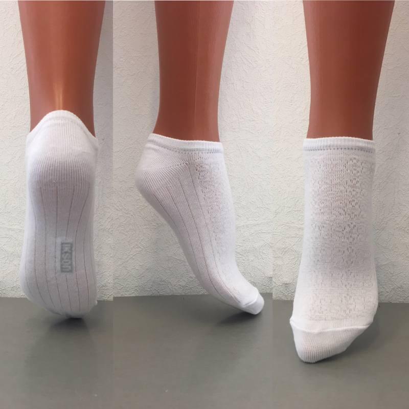 Носки женские укороченный паголенок Ц9Л