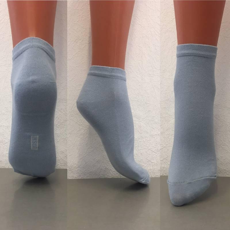 Носки женские укороченный паголенок ЦС11