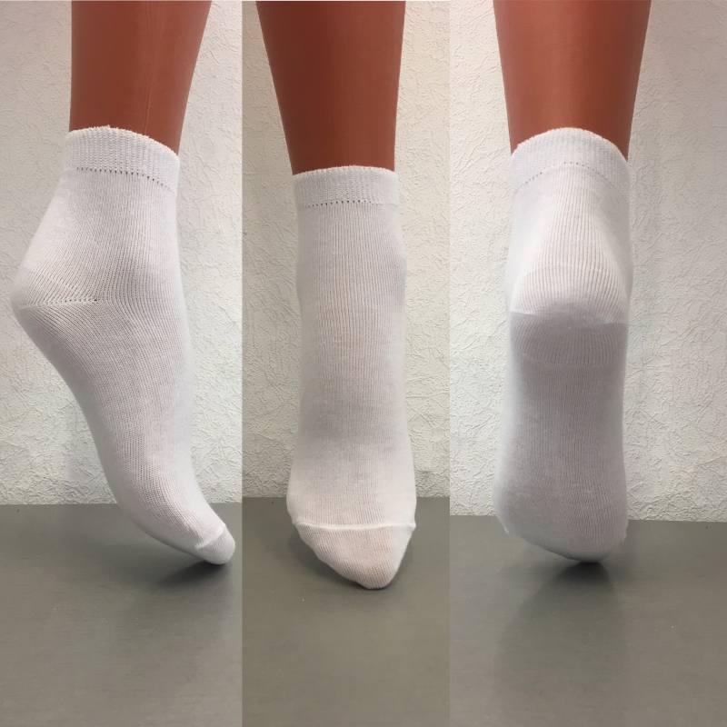 Носки подростковые укороченый паголенок Л36Л