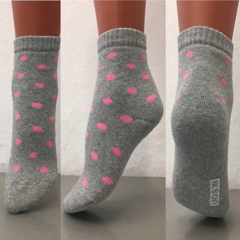 Носки подростковые (махровые) высокий паголенок Д6