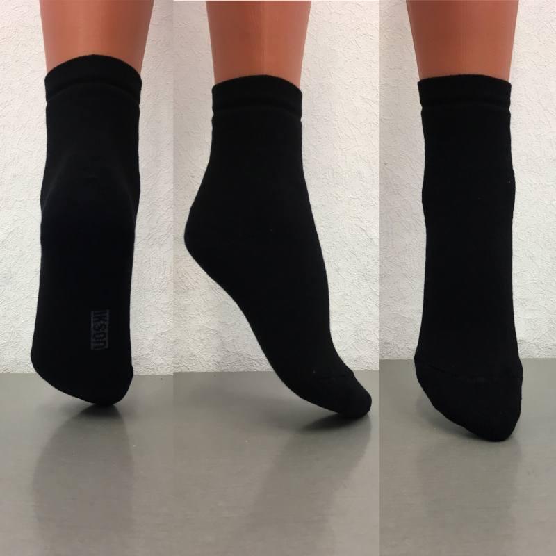 Носки подростковые (махровые) высокий паголенок Д7