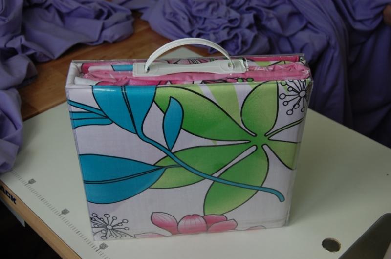 Упаковка для текстильных изделий