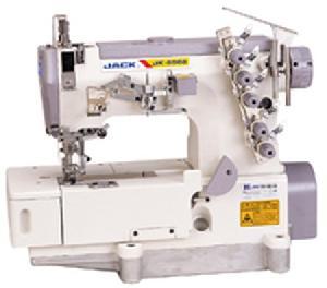 JACK JK-8568-01GB Плоскошовная машина cплоской платформой