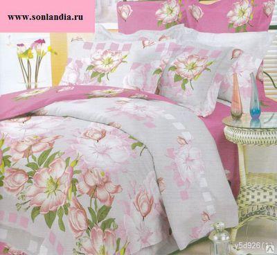 Комплект постельного белья «SONLANDIA» Gold1,5сп.
