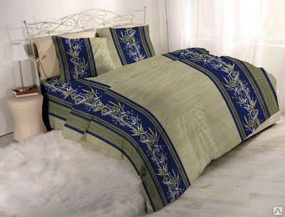 Комплект постельного белья «SONLANDIA» Blue 2сп.