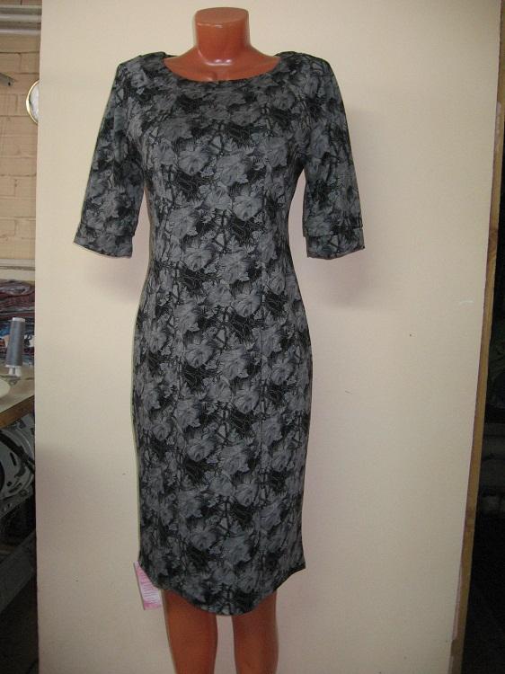 Платье «Реглан»