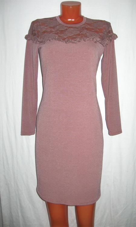 Платье «Кокетка»