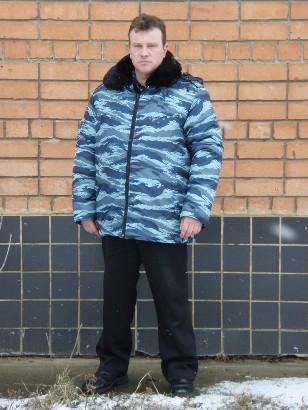 Куртка ПИЛОТ насинтепоне