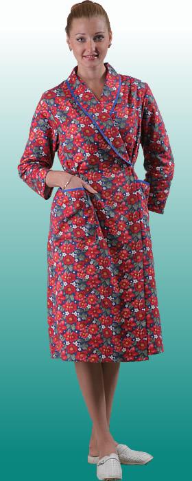 Предлагаем оптом халаты, сорочки, рубашки, пижамы, трикотажные изделия отпроизводителя из