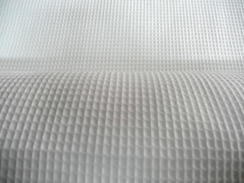 Вафельное полотно отбеленное инабивное различной плотности иширины отпроизводителя