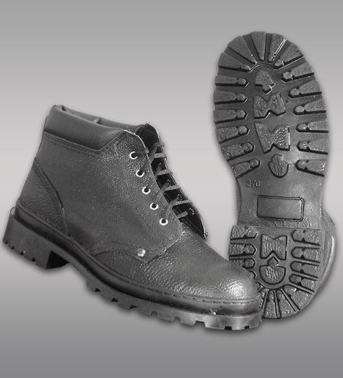 Ботинки бортопрошивного низкие