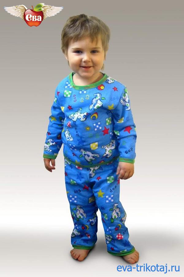 Пижама детская №7