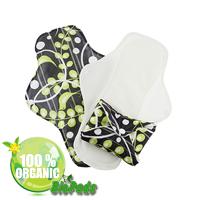 Натуральные женские прокладки избамбука ибиохлопка